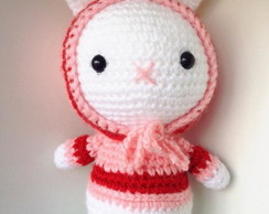 Bunny Gurumi Pink and Red
