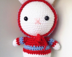 Bunny Gurumi Red and Blue