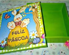 Caixa P�scoa 20x20x5