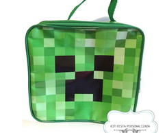 Malinha Minecraft: Creeper!