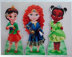 Display de Mesa Princesas Baby