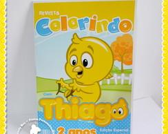 Revista Pintinho amarelinho