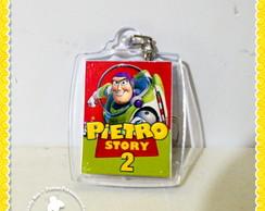 Chaveiro Personalizado Toy Story