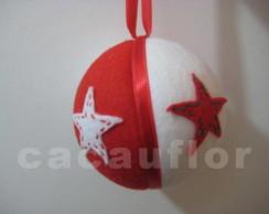 Bola de Natal - Estrela 03