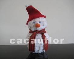 Promo��o Boneco de Neve - mod. 01