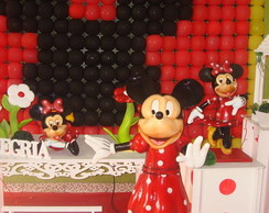 Decora��o da Minnie