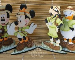 KIT 06 CEN�RIOS T. MICKEY SAFARI