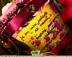 Vaso pintado � m�o - Clarice Lispector