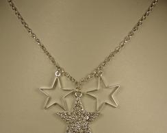 Colar Estrelas