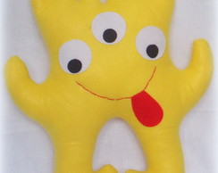Toy Art Yellow Tongue