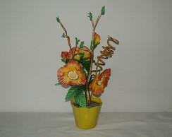 Flores em EVA - Papola Baiana