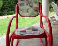 Cadeira de balan�o - cadeira thonet