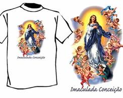 Camiseta Imaculada Concei��o - JPRC 110