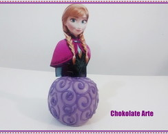 Ma�a de Chocolate Frozen Ana