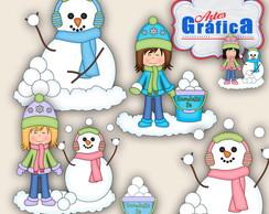 Boneco de Neve - 159