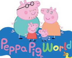 Painel de Aniversario Peppa Pig