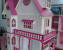 Casa de Barbie - 1,20 de altura