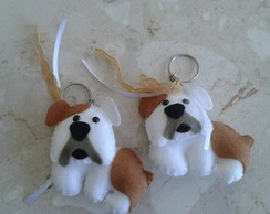 Chaveiros Cachorros de Ra�a