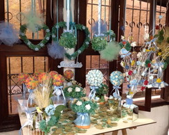 kit festa jardim encantado tiffany