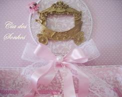 Kit Realeza -Caixa e Porta Maternidade