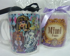 Caneca After OU Monster High
