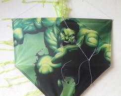 Hulk tema festa pipa