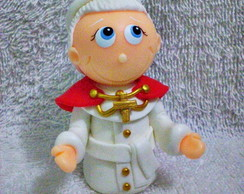 S�o Jo�o Paulo II - 8 cm altura