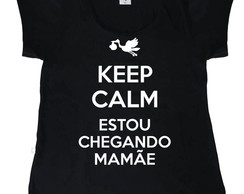 Bata Gestante Keep Calm