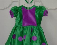 Vestido Boop (amiga do Barney)