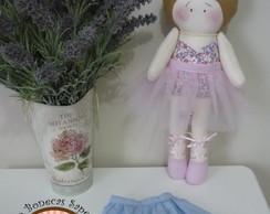 Boneca Bailarina Sofia