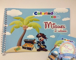 Kit Pintura- Mickey Pirata