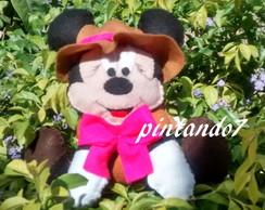 Minie Safari Pink - Centro De Mesa Md