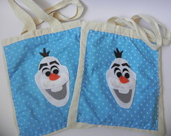 Ecobags do Olaf