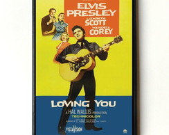 Quadro ELVIS (Loving You)