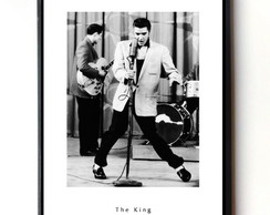 Quadro ELVIS (The King)