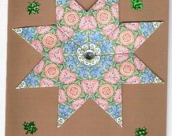Cart�o artesanal - NATAL 1