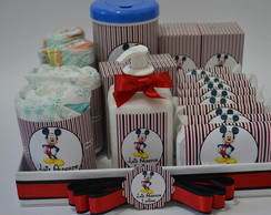 Kit Toillet Infantil Mickey