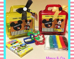 Kit massinha Mickey