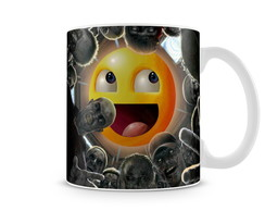 Caneca Smile of the Dead