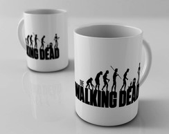 Caneca The Walking Dead - Walker