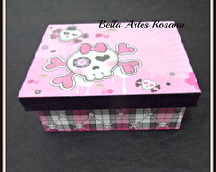 Porta joias Monster High