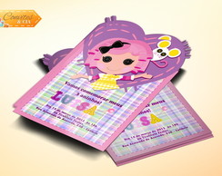 CONVITE LALALOOPSY LIL�S