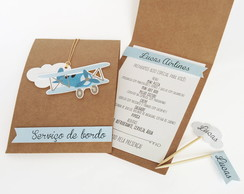 Card�pio aviador