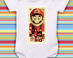 Body Super Mario Retr� - Nintendo