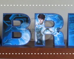 Nome Decorado - Max Steel