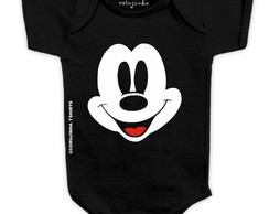Body/Camisetinha mickey