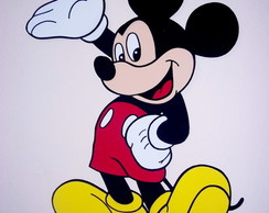 MICKEY MOUSE C/ 90 CM ALTURA - PAINEL