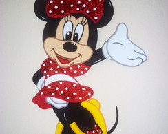 Kit Mickey e Minnie c/ 60 cm - Painel