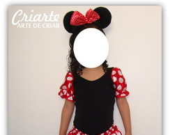 Fantasia Minnie Luxo