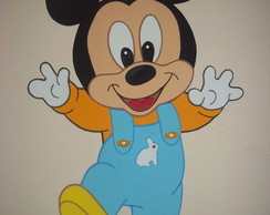 Mickey Baby c/ 90 cm altura - Painel